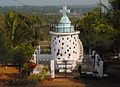 Holy cross chapel Baradi, Velim, Goa H.JPG