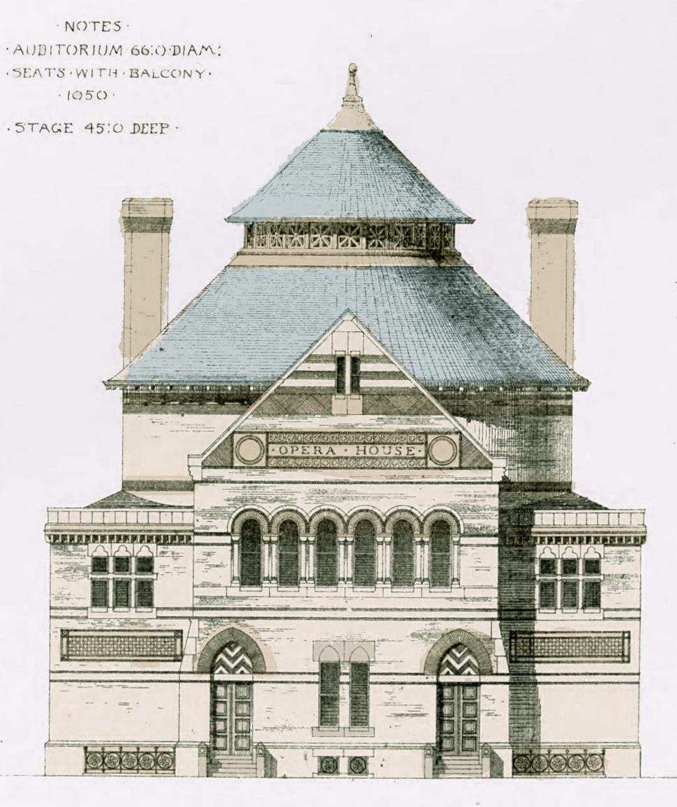 Holyoke Opera House