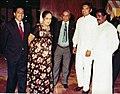 Hon.Sirimavo Bandaranaike with Hon.Lalith Athulathmudali.JPG