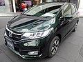 Honda FIT HYBRID・F Comfort Edition (DAA-GP5) front.jpg