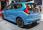 Honda Jazz, Facelift, Back IMG 0311.jpg