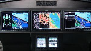 Garmin G3000 - Garmin 3000 Avionics for the Honda Jet