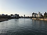 Honkawa River from Sorazayabashi Bridge.jpg