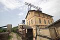 Hornický skanzen Mayrau, budova dolu.jpg