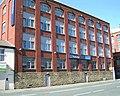 Horrocks' Mill Warehouse - New Hall Lane - geograph.org.uk - 529961.jpg