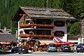 Hotel les Melezes in les Hauderes near Evolene in full summerglory - panoramio.jpg