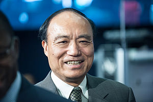 Houlin Zhao - Houlin Zhao, ITU SG