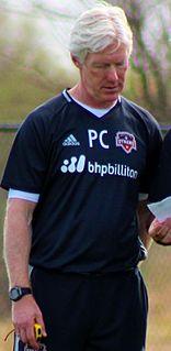 Paul Caffrey Irish Gaelic football manager