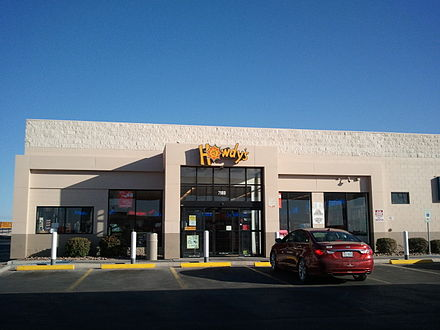 Howdy's convenience store, part of Western Refining's retail services Howdy's convenience store.jpg