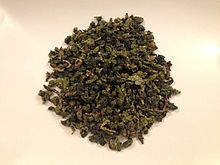 Huangjin Gui Tea Leaves