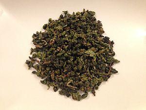 Huangjin Gui - Huangjin Gui Tea Leaves
