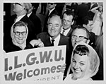 Hubert H. Humphrey and ILGWU members (5278458251).jpg