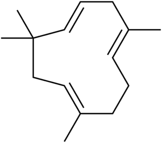 Humulene Chemical compound