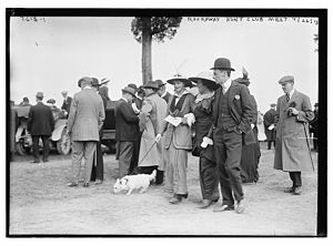 Rockaway Hunting Club - Rockaway Hunt Club on April 26, 1913
