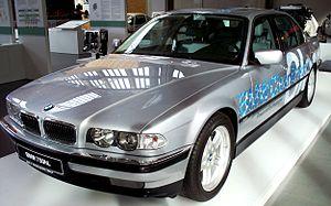 BMW 7 Series (E38) - Hydrogen BMW 750hL