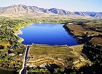 Hyrum Dam and Reservoir (11223369876).jpg