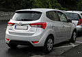 Hyundai ix20 Comfort – Heckansicht, 11. Juni 2011, Wülfrath.jpg