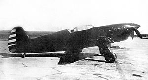 Yakovlev Yak-1 - An I-26 prototype of the Yak-1