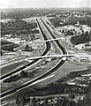 I-5 at Swamp Creek Interchange, 1967.jpg