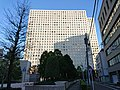 IBM Hakozaki Building, at Nihonbashi-Hakozakicho, Chuo, Tokyo (2019-01-02) 02.jpg
