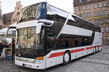 IC Bus in Nürnberg