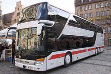 IC Bus in Nürnberg