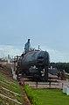 INS Kursura (S20) undergoing repairs.jpg