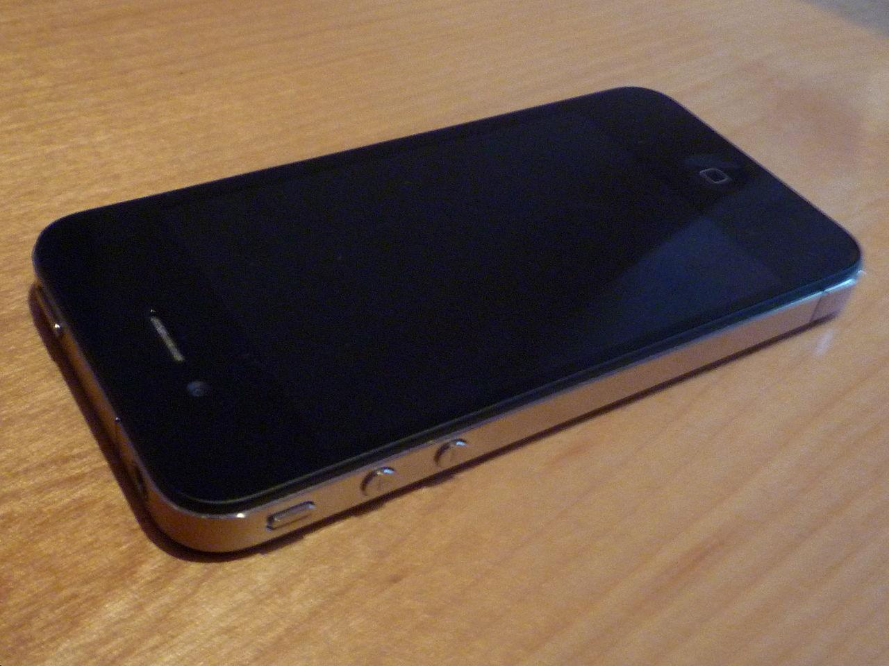 Iphone 4 Black Used Used Black iPhone 4 16...