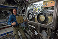 ISS-47 Tim Kopra stows hardware from the OASIS experiment in the Destiny lab.jpg