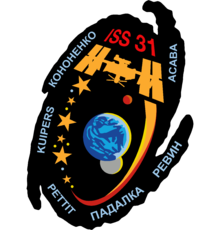Description de l'image  ISS Expedition 31 Patch.png.