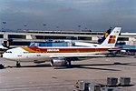 """Iberia Airbus A300B4-120 EC-DNR """"Ordesa"""" (29245101773).jpg"""