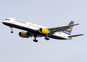 Stodir - Icelandair Boeing 757-200
