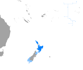 Polynesian language spoken by New Zealand Māori