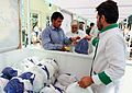 Iftar Serving for fasting people in the holy shrine of Imam Reza 06 ().jpg