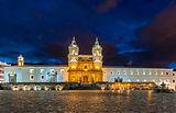 Iglesia de San Francisco, Quito, Ecuador, 2015-07-22, DD 217-219 HDR.JPG