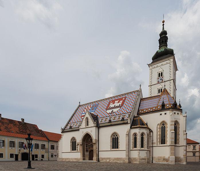 File:Iglesia de San Marco, Zagreb, Croacia, 2014-04-13, DD 01.JPG