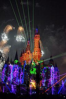 <i>Ignite the Dream, A Nighttime Spectacular of Magic and Light</i>