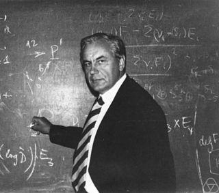 Igor Shafarevich Soviet and Russian mathematician