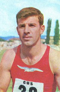 Igor Ter-Ovanesyan Soviet long jumper and coach