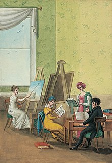 Educacin artstica  Wikipedia la enciclopedia libre