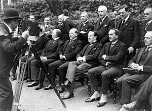 1923 Imperial Conference - Image: Imperial Conference 1923