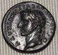 Impero, augusto, semisse in oricalco (lione), 10 dc.JPG