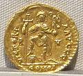 Impero d'occidente, valentiniano III, emissione aurea, 425-455, 07.JPG