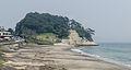 Inamuragasaki Peninsula and Shichirigahama Beach 130809 7.jpg