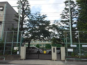 Inatsuke Junior High School Main Gate.jpg