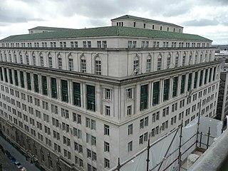 India Buildings building in Liverpool, Merseyside, England