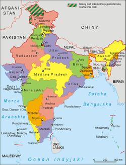 Goa In India Map Goa, Daman and Diu   Wikipedia