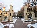 Indiana University Bloomington Sample Gates - panoramio.jpg