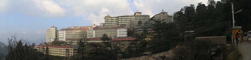 Indira Gandhi Medical College and Hospital at Shimla