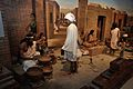 Indus Valley Civilization - Science and Technology Heritage of India Gallery - Science Exploration Hall - Science City - Kolkata 2016-02-22 0508.JPG